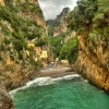 The Fjord of Furore on the Amalfi Coast