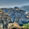 The Meteora Monasteries of Greece