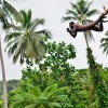 Traditional Bungee in the exotic Islands of Vanuatu