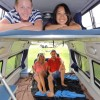 Campervan with your kids