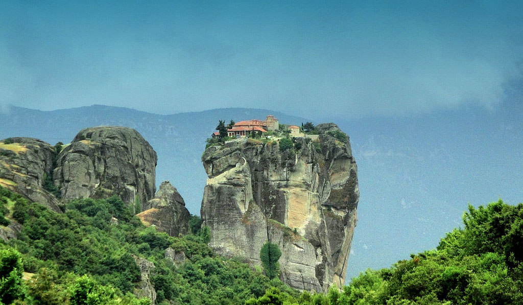 A place beyond imagination - Meteora, Greece | Advisor Travel Guide