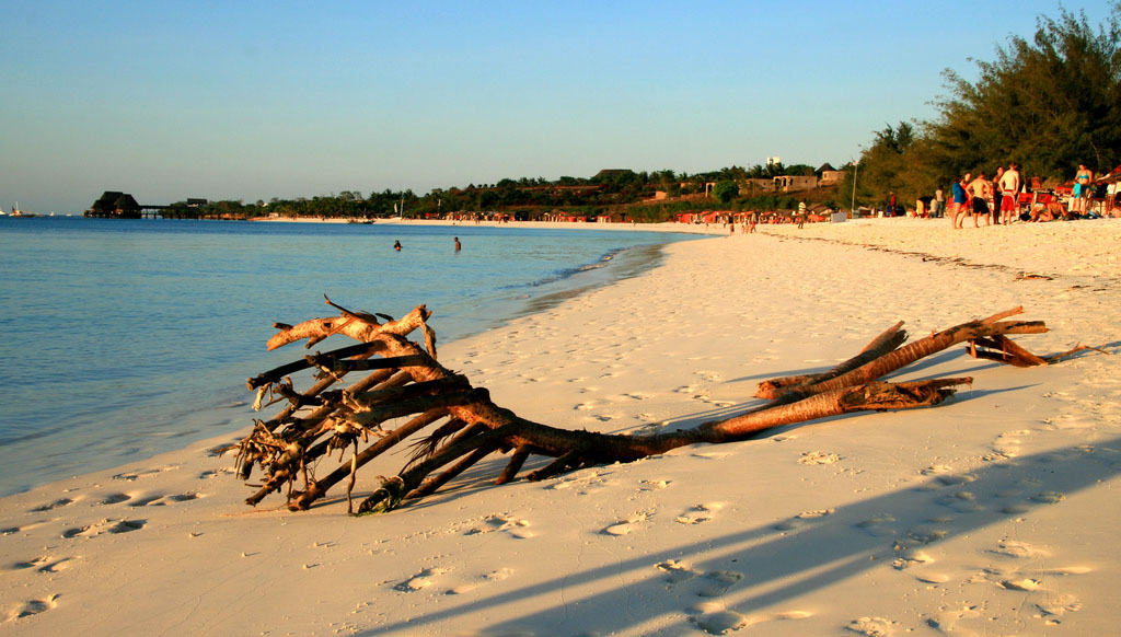Zanzibar beach