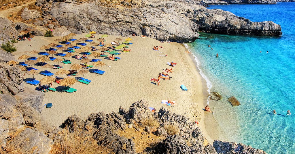 Diamnoni beach, Crete