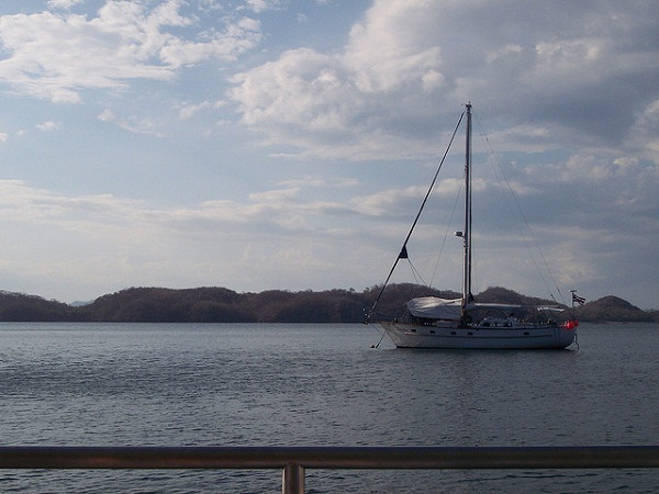 Another Sail boat