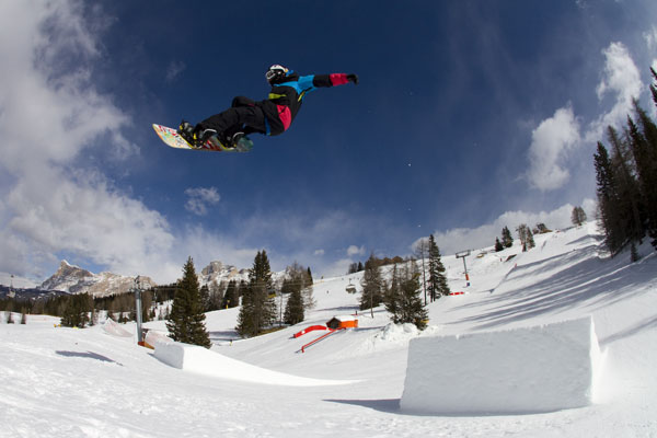 Freestyle in Alta Dabia