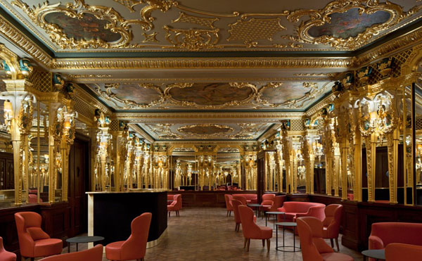 Cafe Royal Hotel Grill Room