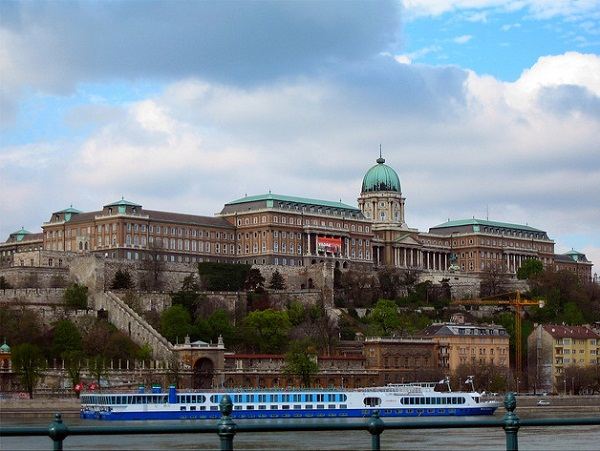 Budapest Castle District