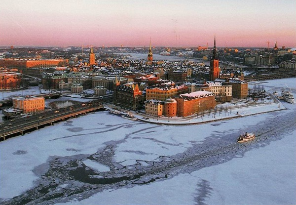 Happiest Places to Live Sweden
