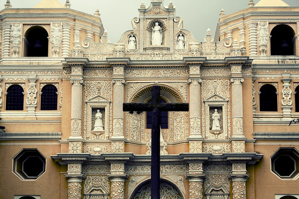 Antigua Guatemala Church