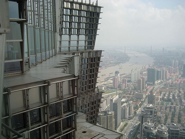 Jin Mao Tower View