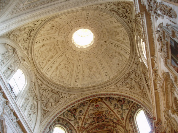 Monastery of the Cartuja roof