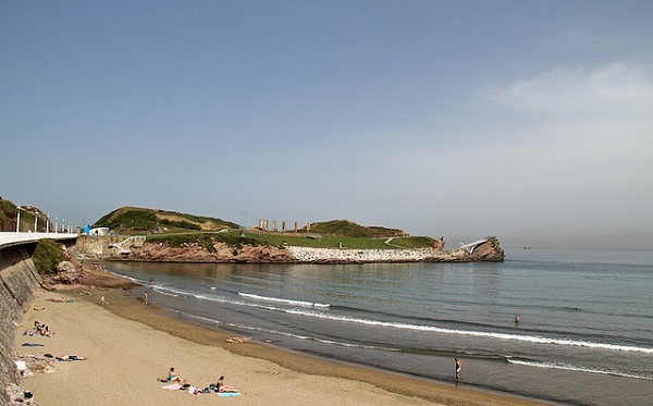 Playa Salinas Coastline