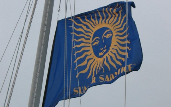 Summer Sailstice Flag