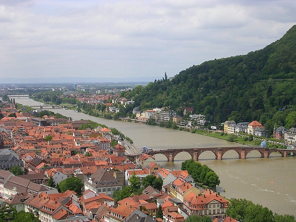 Trier Moselle River