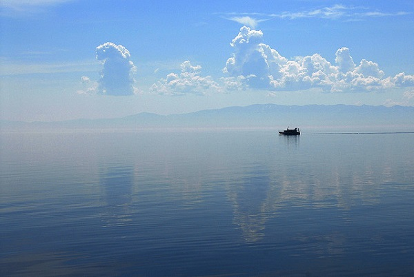 Lake Baikal's Clearest Waters