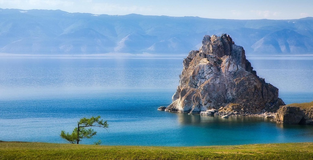 Magnificent Lake Baikal