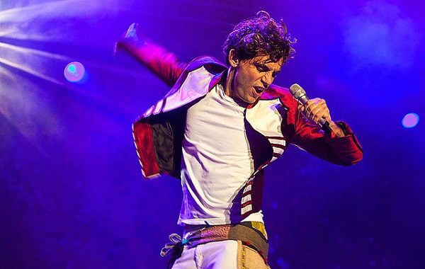 Mika at LowCost Festival