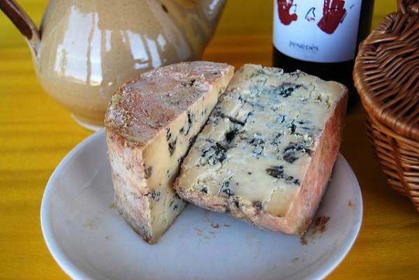 Bejes Picon blue cheese