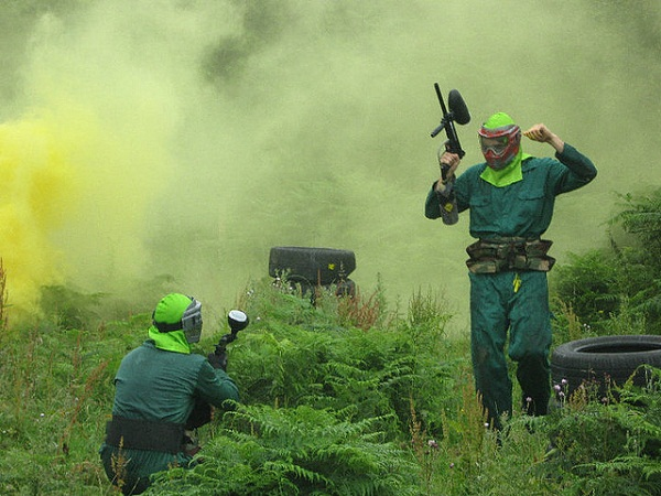 Paintball Madness