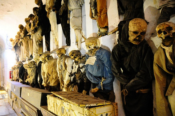 Catacombs of Palermo