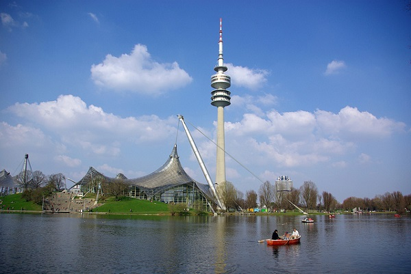 Olympic Tower, Munich