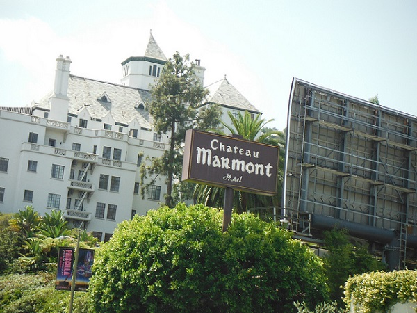 Chateau Marmont, Hollywood, USA