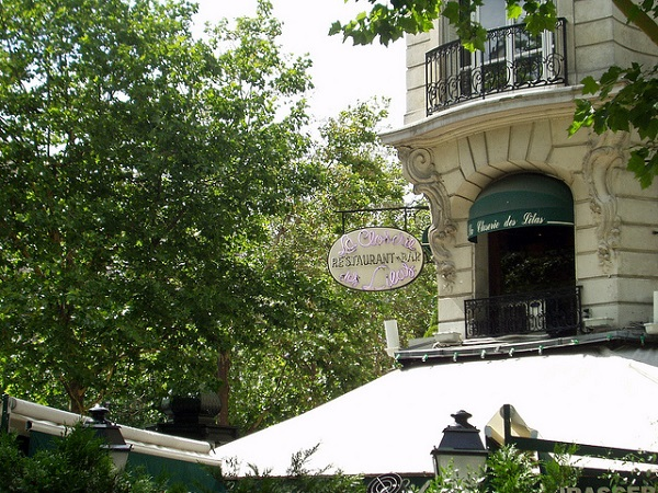 La Closerie des Lilas, Paris