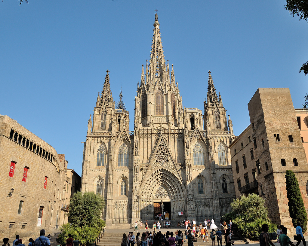 Walking tour in barcelona spain advisor travel guide