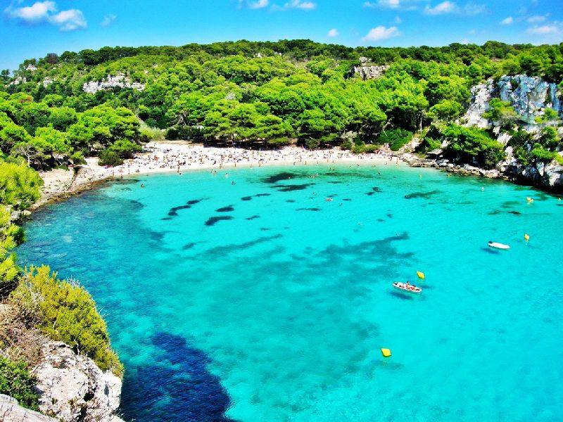 Macarelleta Menorca, Balearic Islands, Spain