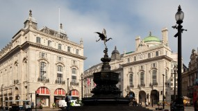 The Luxury Cafe Royal Hotel reopens in Regent Street in London