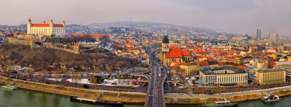 What to see in Bratislava, Slovakia