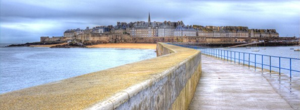 The privateer city of Saint Malo