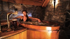 The Beer Spa at Karlovy Vary treatment Spa