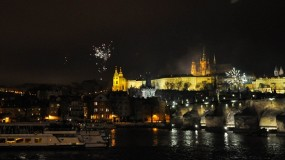 New Year's Eve in Prague | Boat cruises, fireworks and much more
