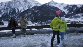 Valentine's Day in the mountains | Courmayeur First Love