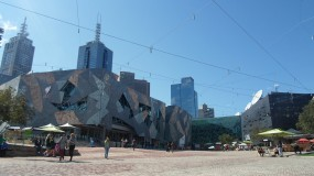 Great Amount of events at the Federation Square