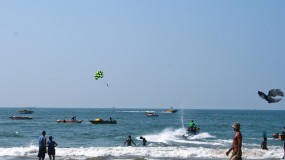 A guide to Goa's wildest water sports