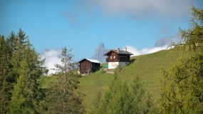 Nendaz includes skiing and hot springs