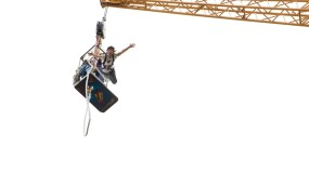 The best places for bungee jumping in Madrid