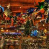 The world's largest Christmas store is open 361 days a year
