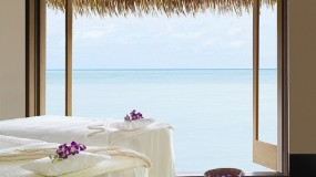 Relax in the most luxurious hotel spas