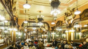 The most historic cafes around the world