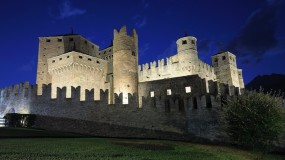 The castles of Aosta Valley | Italy