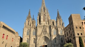 A walking tour in Barcelona | Spain