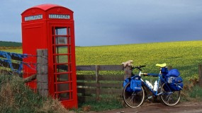 Becoming a Green Traveller in the UK