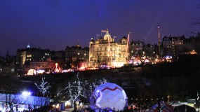 3 New Year's Eve Destinations in the UK