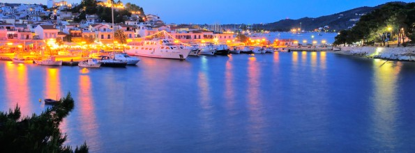 The Ultimate Destination for a Motor Yacht Charter: Greece