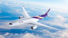 Thai Airways Experience on the Ground – Lounges