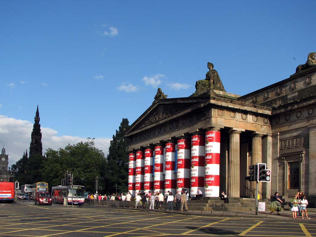 National Gallery of Scotland, Edinburg