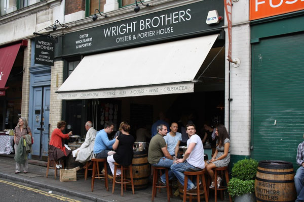 Wright Brothers Oyster house